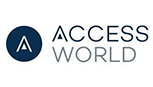 Access World logo
